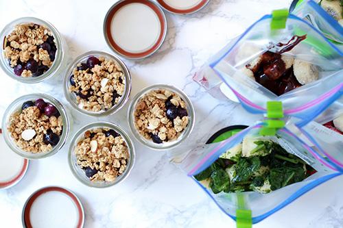 50 Freezer-Friendly Breakfasts in 75 Minutes