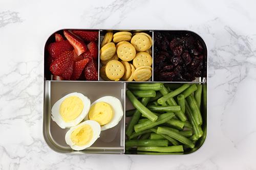 Bento Lunch Ideas - Hard Boiled Bento