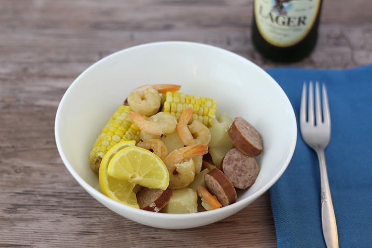 Crockpot Seafood Boil