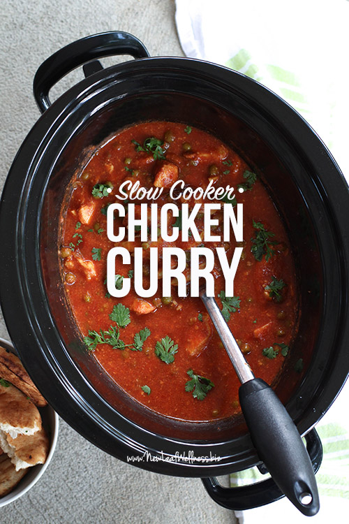slow cooker chicken curry recipe new leaf wellness