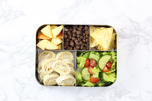 all-american bento