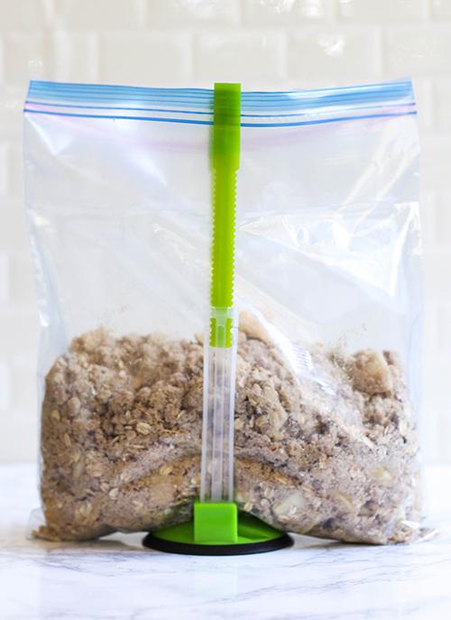 Easy Crockpot Apple Crisp Recipe