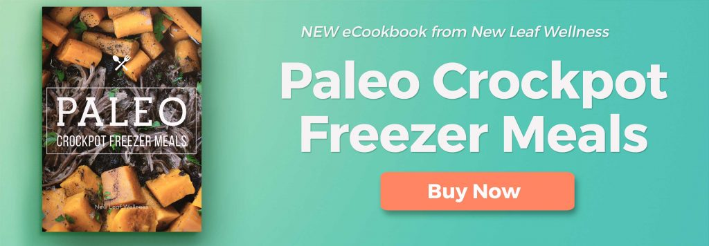 Paleo Crockpot Freezer Meals
