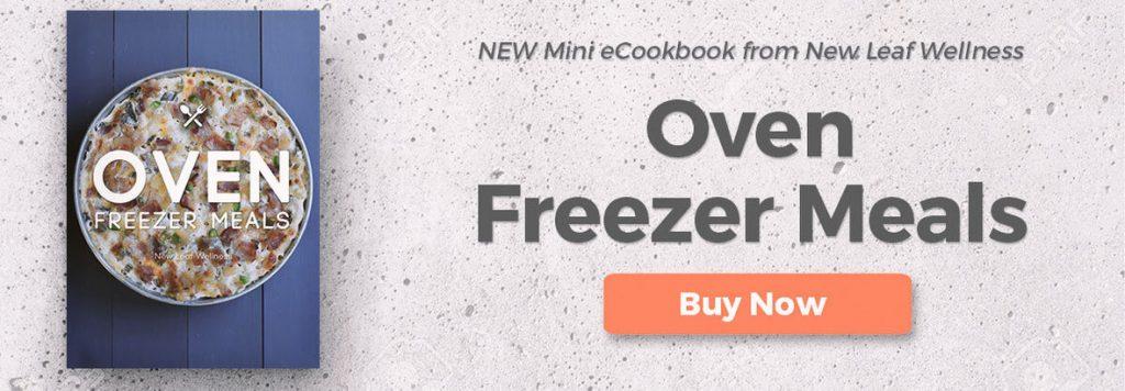 oven freezer meals