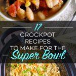 17 Crockpot Recipes to Make for the Super Bowl
