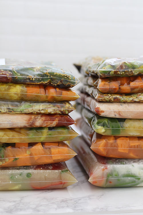 9 Easy and Healthy Freezer Prep Sessions That Will Rock Your World