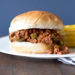 Crockpot Sloppy Joes (Kid-Friendly!)