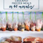 The 10 Best Chicken Crockpot Freezer Meals in 60 Minutes