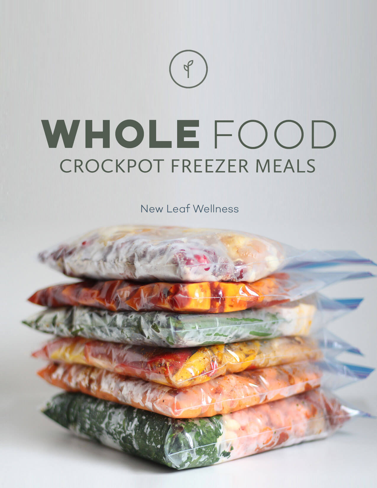Search results for whole 30 meals new leaf wellness whole food crockpot freezer meals cookbook product forumfinder Gallery