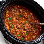 Whole30 Compliant Crockpot Chili Recipe