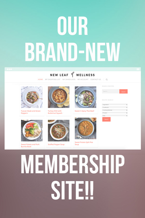 Our Brand-New Membership Site!
