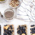 Gluten-Free Dairy-Free Overnight Oats Recipe