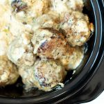 Crockpot Swedish Meatballs Recipe