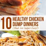 10 Healthy Chicken Dump Dinners (That Are Super Easy!)