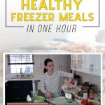 [NEW VIDEO] Healthy Freezer Meal Cooking Class